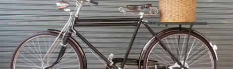 ความเป็นมาจักรยานโบราณของเมืองไทย