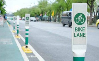 Bike-lane-way